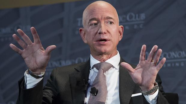Jeff Bezos: Extortion And Embarrassing Photos Wont