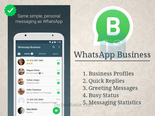 Whatsapp Business To Launch On Ios Reports